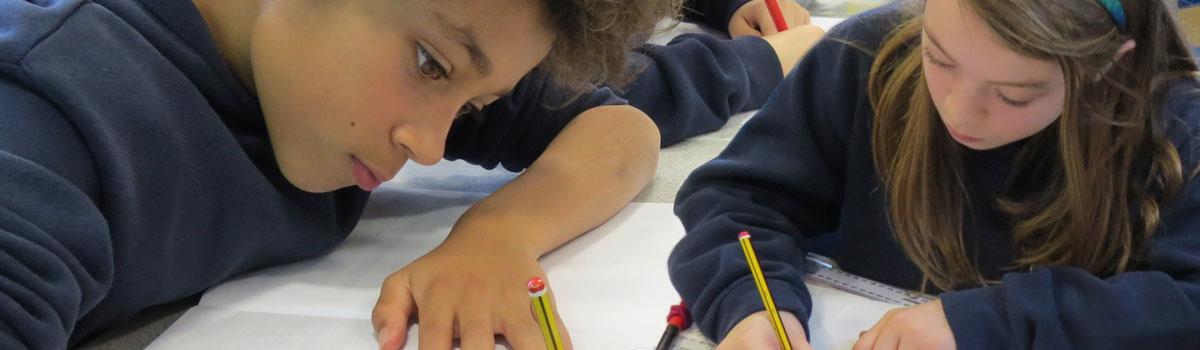 Photomontage of children and school life